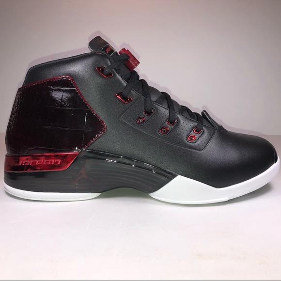 d246bca0a0295b Air Jordan 17+ Retro Bulls Black
